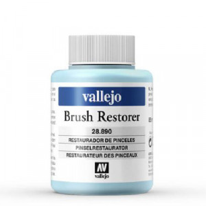 Brush Restorer Vallejo, 85 ml.