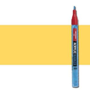 totenart-Rotulador acrilico Amsterdam color Amarillo Napoles Oscuro 223 (2 mm.)