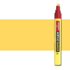 totenart-Rotulador acrilico Amsterdam color amarillo napoles oscuro 223 (4 mm.)