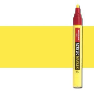 totenart-Rotulador acrilico Amsterdam color amarillo azo limon 267 (4 mm.)