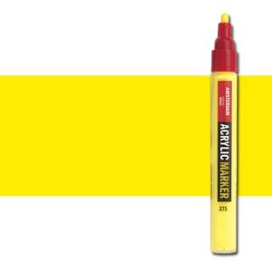 totenart-Rotulador acrilico Amsterdam color amarillo primario 275 (4 mm.)