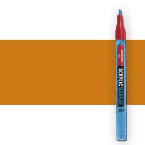 totenart-rotulador-acrilico-amsterdam-color-oro-oscuro-803-2-mm