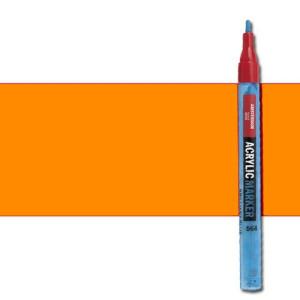 Totenart-Rotulador acrilico Amsterdam color Anaranjado Reflex 257 (2 mm.)