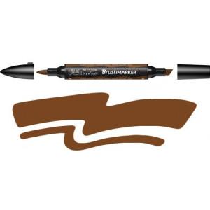 Rotulador Brushmarker Burnt Sienna (O324) Winsor & Newton Totenart