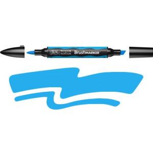 Rotulador Brushmarker Cyan (C847) Winsor & Newton Totenart