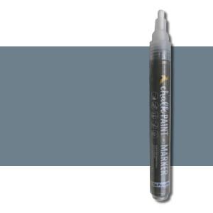 totenart-Rotulador Chalk Paint Gris Urbano 2-4 mm, La Pajarita