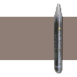 totenart-Rotulador Chalk Paint Marrón Glacé 2-4 mm, La Pajarita