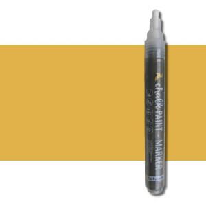 totenart-Rotulador Chalk Paint Oro 2-4 mm, La Pajarita