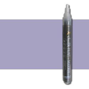 totenart-Rotulador Chalk Paint Violet 2-4 mm, La Pajarita