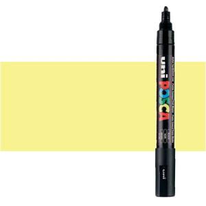 Totenart. Rotulador Posca Amarillo medio (1150) PC5M, punta redonda (1.8-2.5 mm.)
