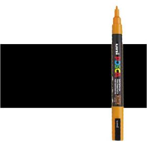 Totenart. Rotulador Posca Negro (200) PC3M, punta redonda (0.9-1.3 mm.)
