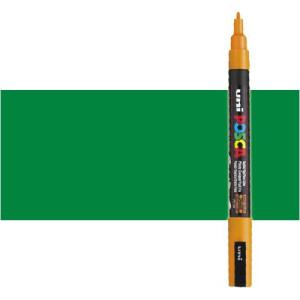 Totenart. Rotulador Posca Verde (500) PC3M, punta redonda (0.9-1.3 mm.)