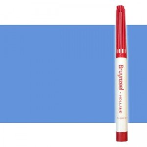 totenart-Rotulador Textil Azul Bruynzeel