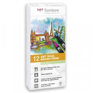 totenart-rotulador-tombow-set-de-12-colores-pasteles
