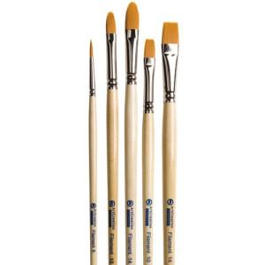 totenart-Set 5 Pinceles Toray Art Creation
