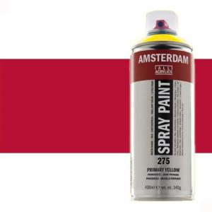 Totenart - Acrílico en spray Carmín 318 Amsterdam 400 ml.