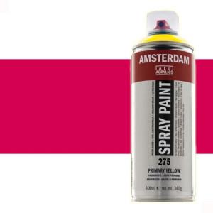 Totenart - Acrílico en spray Magenta Primario 369 Amsterdam 400 ml.