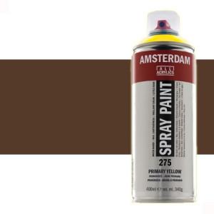 Totenart - Acrílico en spray Sombra Tostada 409 Amsterdam 400 ml.