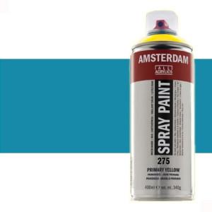Totenart - Acrílico en spray Azul Real 517 Amsterdam 400 ml.
