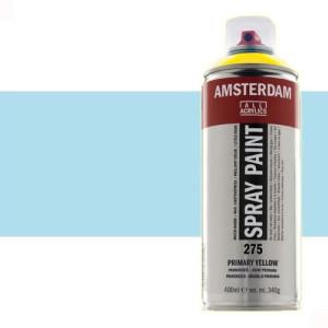 Totenart - Acrílico en spray Azul Celeste Claro 551 Amsterdam 400 ml.