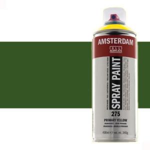 Totenart - Acrílico en spray Verde Oliva Oscuro 622 Amsterdam 400 ml.