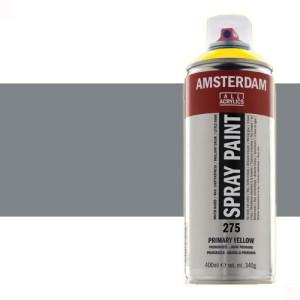 Totenart - Acrílico en spray Gris Neutro 710 Amsterdam 400 ml.