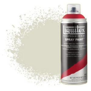 Totenart-Pintura en Spray titanium crudo 0434, Liquitex acrílico, 400 ml.