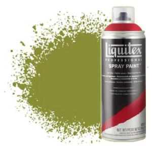 totenart-Pintura en Spray Amarillo cadmio medio 1, 1830, Liquitex acrílico, 400 ml.