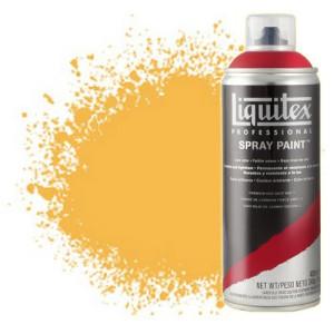 totenart-Pintura en Spray Naranja de cadmio 5, 5720, Liquitex acrílico, 400 ml.