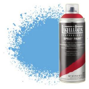 Totenart-Pintura en Spray azul ftalocianina 7 (tono rojo) 7316, Liquitex acrílico, 400 ml.