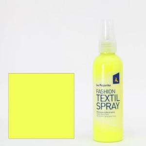 totenart-Pintura textil Amarillo Fluo 13 SPRAY (100 ml.), La Pajarita