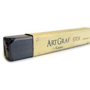 totenart-ART GRAF Barra de Grafito Acuarelable.