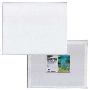 Tablilla entelada para acuarela con preparación universal (29,7x21 cm) A4