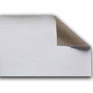totenart-Tela 100% lino Claessens L119 imprimado, 475 gr, Gr. grueso, rollo (2,10x10 m)