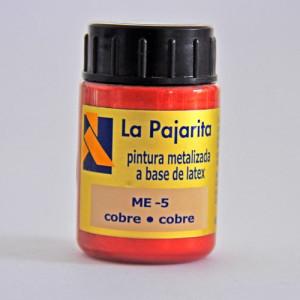 totenart-tempera-gouache-satinada-pajarita-metalizada-cobre-bote-35-ml