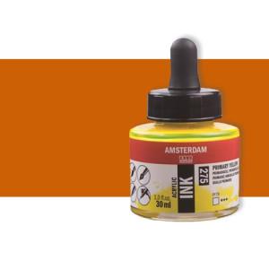 Totenart-Tinta Acrílica naranja azo Amsterdam (30ml.)