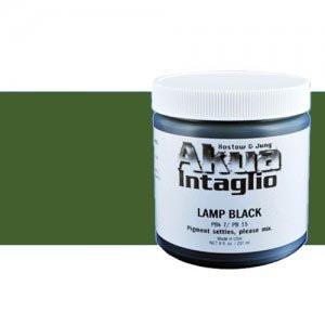 totenart-Tinta Calcografica al agua Akua Intaglio, 237 ml., Verde Phtalo.