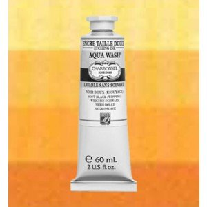 totenart-tinta-grabado-al-agua-aqua-wash-charbonnel-332402-ocre-amarillo-60-ml
