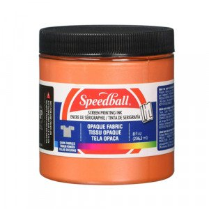 Sherbet Screen Printing Ink 236 ml. Speedball