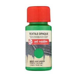 Leaf Green Textile Opaque Ink 6032, 50 ml. Artcreation