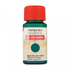 Brilliant Green Textile Silk Ink 6003, 50 ml. Artcreation