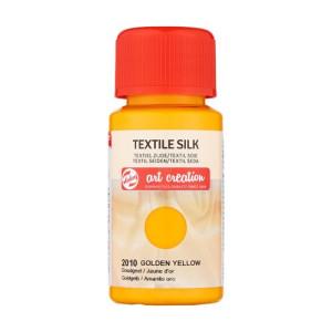 Golden Yellow Textile Silk Ink 2010, 50 ml. Artcreation