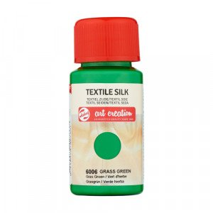 Grass Green Textile Silk Ink 6006, 50 ml. Artcreation