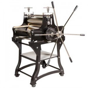 totenart-Torculo Grabado (160-A) R600C -aspas + reductor 1/8- Reig Imagen principal