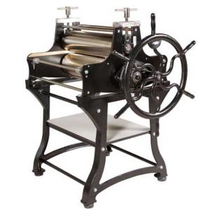 totenart - Torculo Grabado (170-V) R800A -volante + reductor 1/8- Reig - Imagen principal