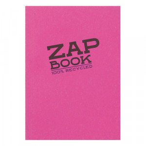 Notepad Zap Book Recycled A5, 80 gr. 320 h. Clairefontaine