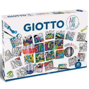 Giotto Maxi Art Lab Color&Puzzle