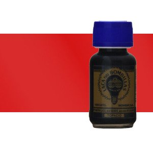 Lacquer red bulbs Mongay, 50 ml.