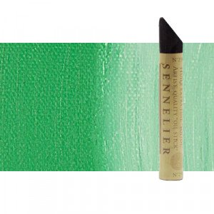 Oil stick Sennelier 38 ml. Veronese green