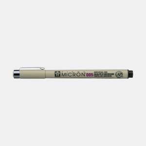 Marker Pigma Micron Sakura 005, 0.20 mm. Sepia N. 117